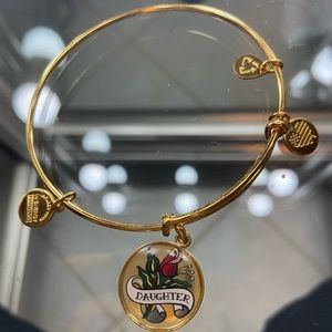 Gold Daughter Alex and Ani